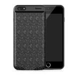 Чехол-аккумулятор Baseus Plaid Backpack 7300mAh Black для iPhone 6 Plus/6s Plus