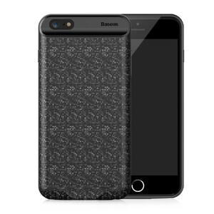 Купить Чехол-аккумулятор Baseus Plaid Backpack 7300mAh Black для iPhone 6 Plus/6s Plus