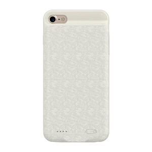 Купить Чехол-аккумулятор Baseus Plaid Backpack 5000mah Off White для iPhone 6/6s