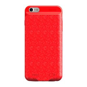 Купить Чехол-аккумулятор Baseus Plaid Backpack 5000mah Red для iPhone 6/6s