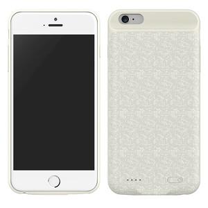 Купить Чехол-аккумулятор Baseus Plaid Backpack 2500mAh Beige для iPhone 6/6S