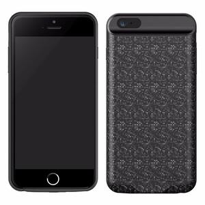 Купить Чехол-аккумулятор Baseus Plaid Backpack 2500mAh Black для iPhone 6/6S