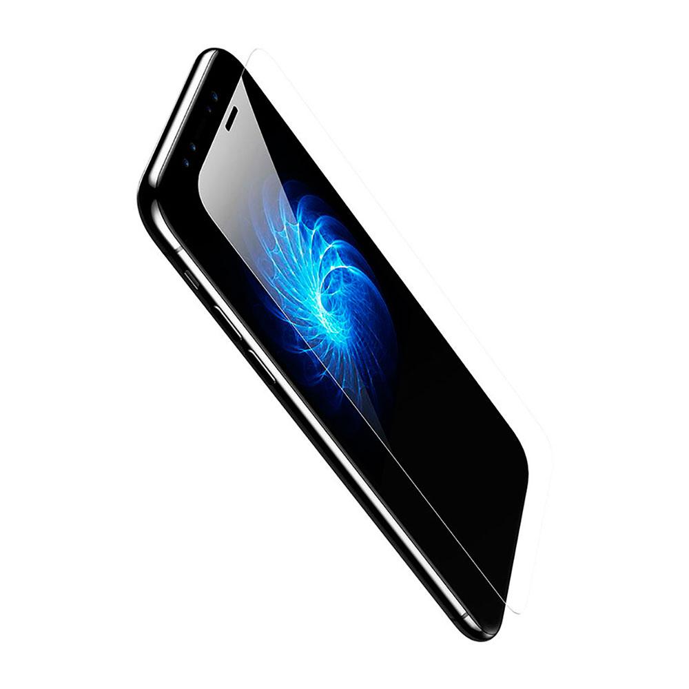 Купить Ультратонкое защитное стекло Baseus 9H 0.15mm для iPhone 11 Pro | X | XS (2 шт.)