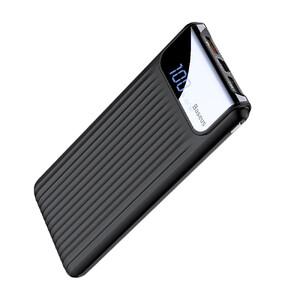 Купить Внешний аккумулятор с дисплеем Baseus Thin Digital Power Bank 10000mAh Black