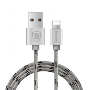 Купить Кабель Baseus Rapid Series Silver Lightning to USB