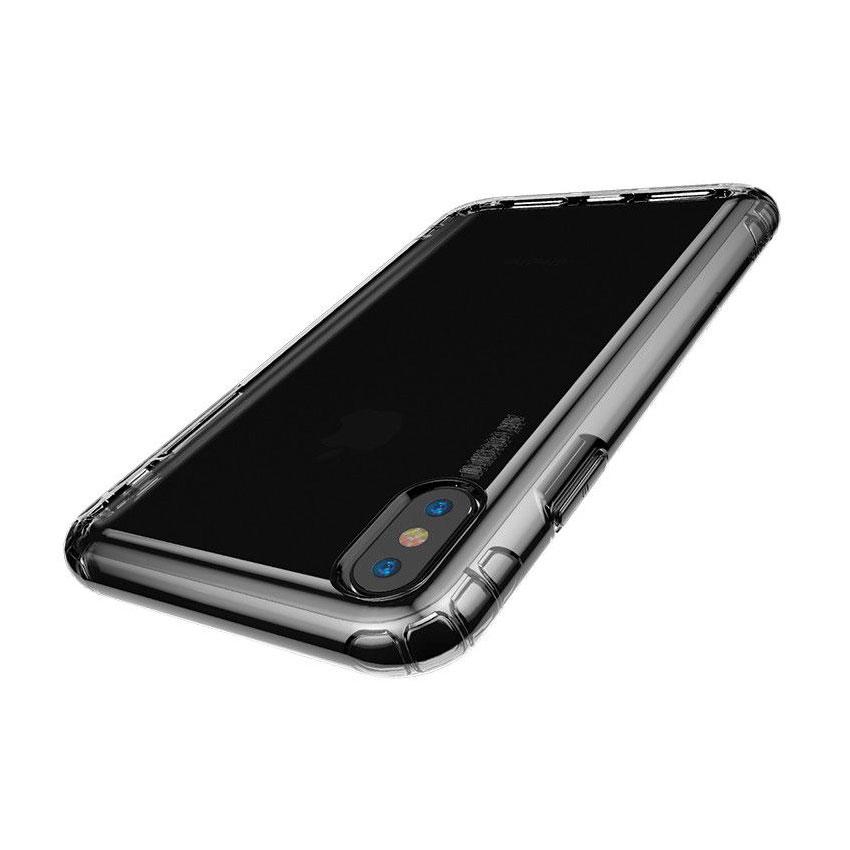 Купить Чехол Baseus Safety Airbags Transparent для iPhone XS Max