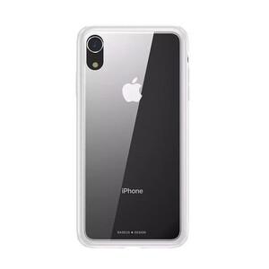 Купить Стеклянный чехол Baseus See-Through White для iPhone XR