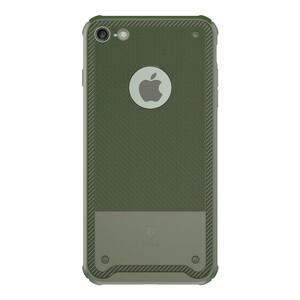 Купить Зеленый защитный чехол Baseus Shield для iPhone 7/8