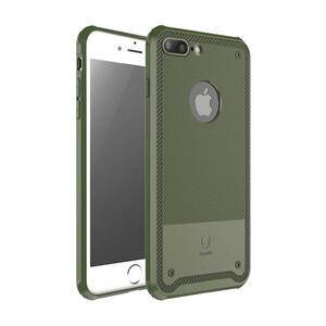 Купить Зеленый защитный чехол Baseus Shield для iPhone 7 Plus/8 Plus