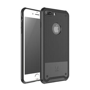 Купить Черный защитный чехол Baseus Shield для iPhone 7 Plus/8 Plus