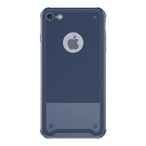 Купить Синий защитный чехол Baseus Shield для iPhone 7