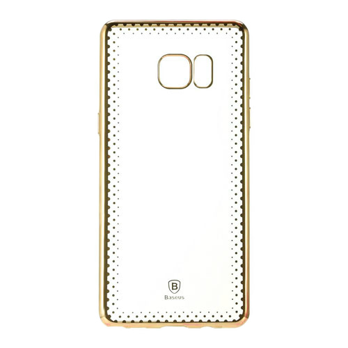 Купить Чехол Baseus Shining Series TPU Gold для Samsung Galaxy Note 7