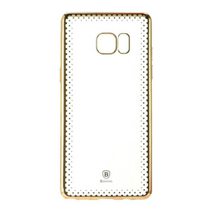 Купить Чехол Baseus Shining Series TPU Gold для Samsung Galaxy Note 7