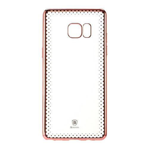 Купить Чехол Baseus Shining Series TPU Rose Gold для Samsung Galaxy Note 7