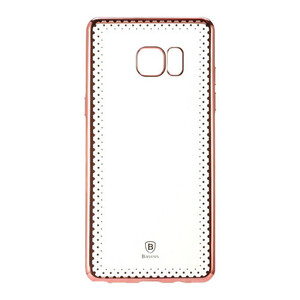 Купить Чехол Baseus Shining Series TPU Rose Gold для Samsung Galaxy Note 7