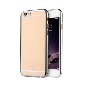 Купить Ультратонкий чехол Baseus Shining Case Silver для iPhone 6/6s
