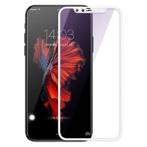 Купить Полноэкранное защитное стекло Baseus Silk-Screen 3D Arc White для iPhone X
