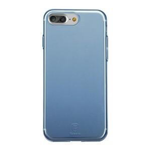 Купить Защитный чехол Baseus Simple Series Anti-Scratch Transparent/Blue для iPhone 7 Plus