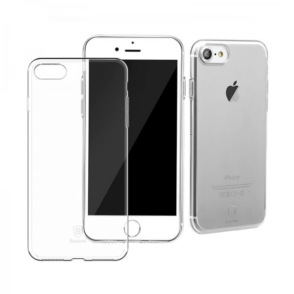Защитный чехол Baseus Simple Series Transparent для iPhone 7