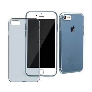 Купить Защитный чехол Baseus Simple Series Anti-Scratch Transparent/Blue для iPhone 7/8