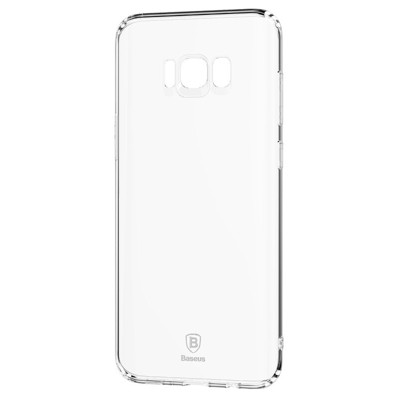 Защитный чехол Baseus Simple Series Transparent для Samsung Galaxy S8 Plus