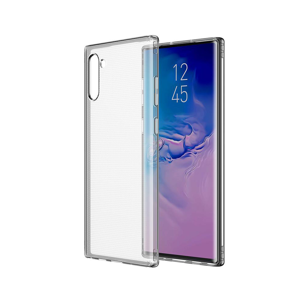 Купить Чехол Baseus Simple Series Transparent для Samsung Galaxy Note 10