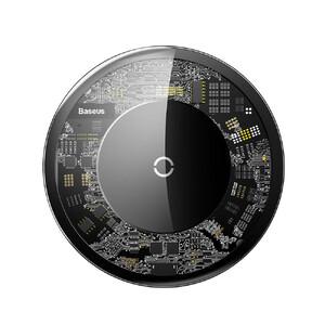 Купить Беспроводная зарядка Baseus Simple Crystal 10W
