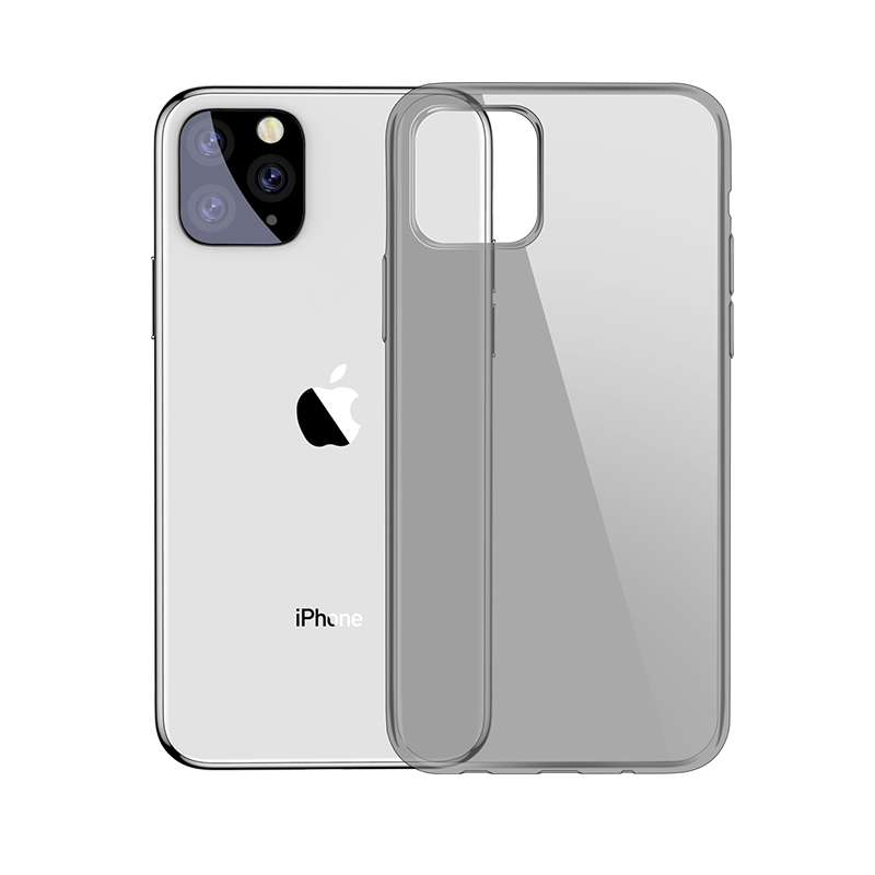 Купить Чехол Baseus Simplicity Series Transparent Black для iPhone 11 Pro Max