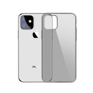 Купить Чехол Baseus Simplicity Series Transparent Black для iPhone 11