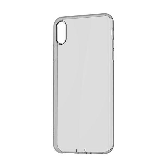 Чехол Baseus Simplicity Series Transparent Black для iPhone XS Max