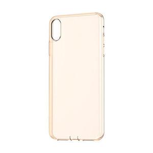 Купить Чехол Baseus Simplicity Series Transparent Gold для iPhone X/XS