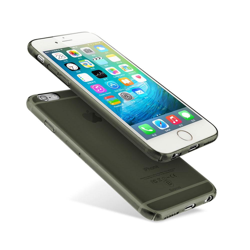 Baseus Sky Case Black Iphone 6s 6 Se 5s 5
