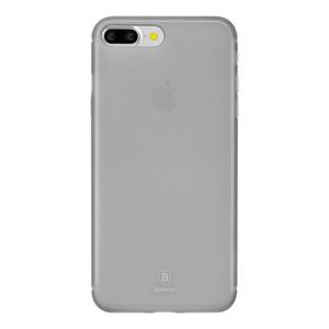 Купить Черный пластиковый чехол Baseus Slim PP для iPhone 7 Plus
