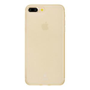 Купить Золотой пластиковый чехол Baseus Slim PP для iPhone 7 Plus