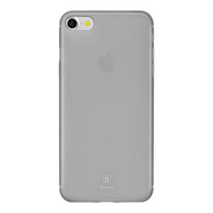 Купить Черный пластиковый чехол Baseus Slim PP для iPhone 7