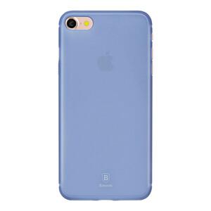 Купить Синий пластиковый чехол Baseus Slim PP для iPhone 7