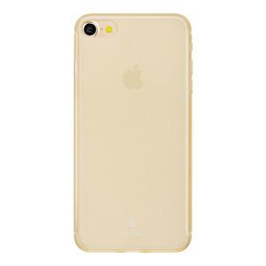 Купить Золотой пластиковый чехол Baseus Slim PP для iPhone 7