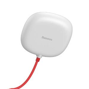 Купить Беспроводная зарядка с присосками Baseus Suction Cup White 10W