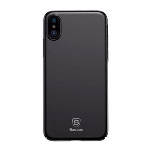 Купить Чехол-накладка Baseus Thin Case Black для iPhone X
