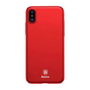 Купить Чехол-накладка Baseus Thin Case Red для iPhone X