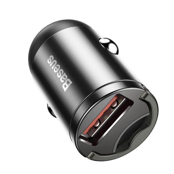 Автомобильное зарядное устройство Baseus Tiny Star Mini Quick Car Charger USB Port 30W