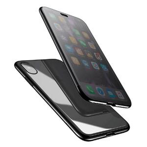 Купить Чехол-книжка Baseus Touchable Case Black для iPhone X