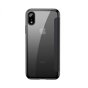 Купить Чехол-книжка Baseus Touchable Black для iPhone XR