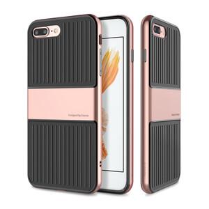 Купить Чехол Baseus Travel TPU+PC Rose Gold для iPhone 7 Plus
