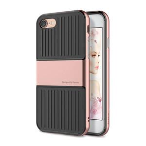 Купить Чехол Baseus Travel TPU+PC Rose Gold для iPhone 7/8