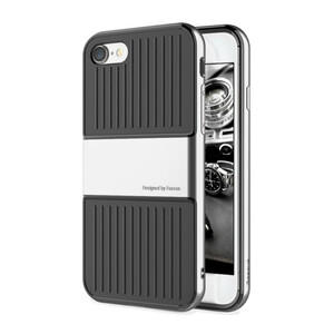 Купить Чехол Baseus Travel TPU+PC Silver для iPhone 7/8