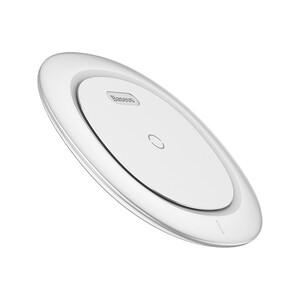 Купить Беспроводное зарядное устройство Baseus UFO Wireless Charger White для смартфонов
