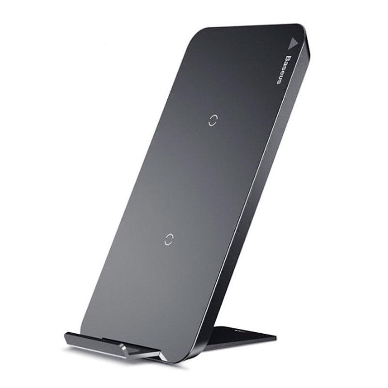 Купить Беспроводная док-станция Baseus Wireless Charging Pad WiC1 10W Black
