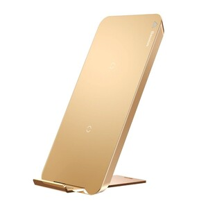 Купить Беспроводная док-станция Baseus Wireless Charging Pad WiC1 10W Gold