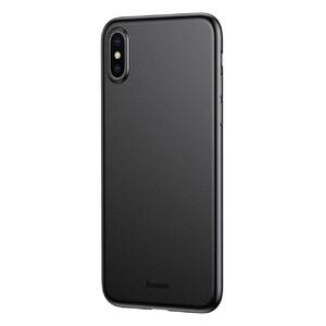 Купить Ультратонкий чехол Baseus Wing Case Black для iPhone XS Max